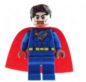 Bizarro (Superman) - Custom Designed Minifigure